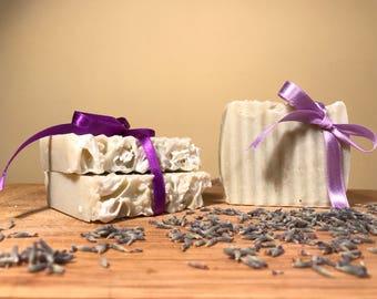 Olive oil CASTILE SOAP, baby soap, natural soap, handmade soap, sensitive skin soap, fragrance free soap, cold process, organic skin care