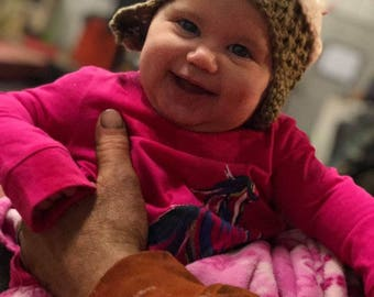 Newborn Cupcake Hat