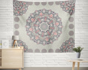 Mandala Tapestry,Tapestry Wall Hanging,Boho Tapestry,Hippie Tapestry,Mandala Wall Hanging,Bohemian Wall Tapestry,Boho Decor,Wall Tapestries