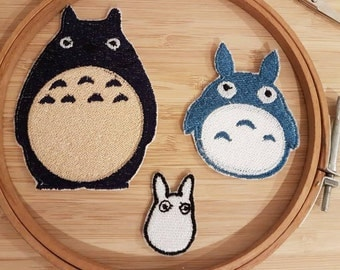 Totoro characters (kit of 3)