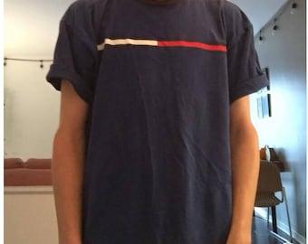 Classic Tommy Hilfiger Shirt, Vintage, 90's 2000's Blue