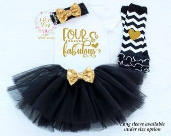 Fourth Birthday Outfit Girl, 4th Birthday Girl Outfit, Fourth Birthday Outfit, Toddler's 4th Birthday Shirt, 4th Birthday Shirt  BFF1