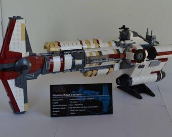 Lego Star Wars UCS Hammerhead-Class Corvette