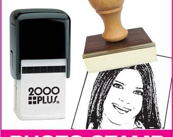 Photo stamp