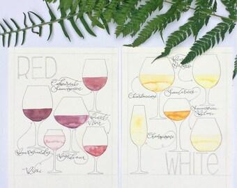 Wine Diagram