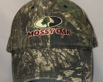 Mossy Oak Field Staff Hat Camo Hunting Baseball Cap Brown Green Camouflage Outdoor Sports Adjustable Hats Baseball Caps T11 AG7085