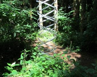 Spiralex Garden Sculpture