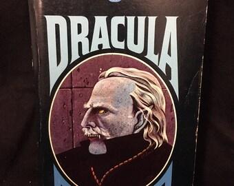 Dracula by Bram Stoker - 1973 paperback