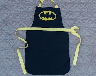 Batman Inspired Dress Up Aprons