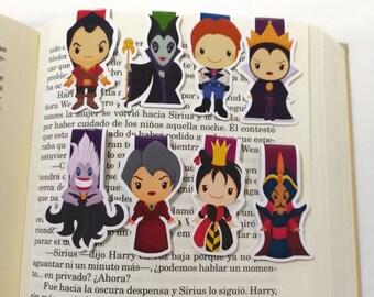 Villians || Magnetic Bookmark