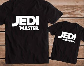 Jedi Master Jedi In Training Svg Png Jpg Cut File Digital