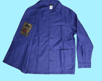 Authentic French Work Jacket