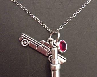 Cheryl Blossom Riverdale Necklace