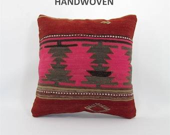bohemian pillow kilim pillow boho decor throw pillow boho pillow cover pillow case tribal pillow decorative pillow home decor pillows 000396