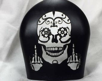 Pre-Cut Harley Davidson Horn Cover