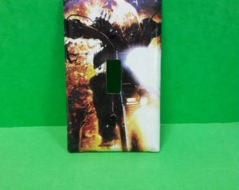 Ghost Rider Switch Plate