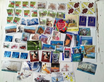 Postage stamps, Stamps for crafts, Scrapbooking stamps, Postage stamp art, Stamps, Vintage stamps,  Internationa, Collect stamps