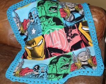 Marvel Avengers Baby, Toddler Blanket