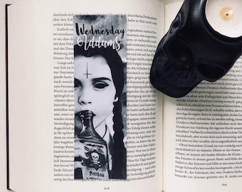 Wednesday Addams Bookmark
