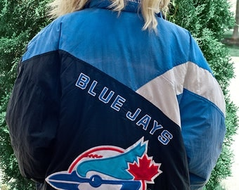 Vintage Players Collection Blue Jays Jacket