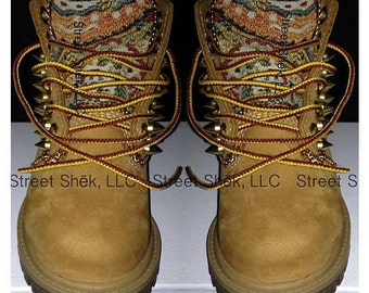 Custom Authentic Timberland boots