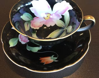 Chugai China Teacup - Made in Japan