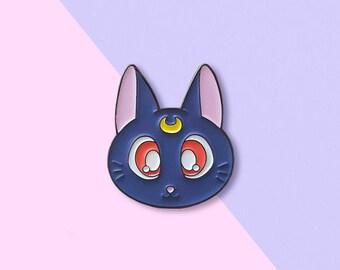 Cute Luna Cat