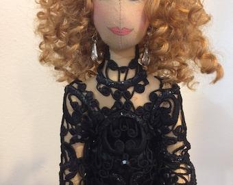 Taylor: Custom Fashion Dolls by Mio
