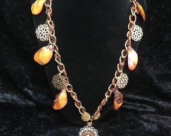 Ethnic Sundancer Necklace