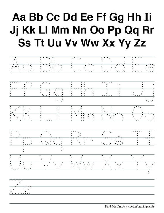 Pre school letter tracing abcs pre school letter tracing abcs altavistaventures Image collections