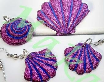 Glitter Mermaid Set