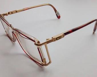 Vintage Cazal 347 Col 706 Eyeglasses