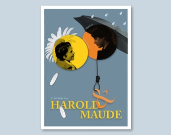 Harold and Maude Alternative Poster