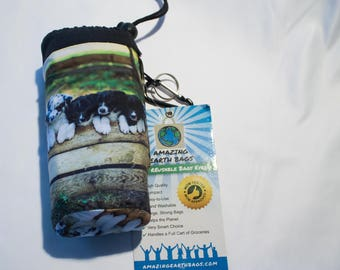 Amazing Reusable Bags !!!  Puppies
