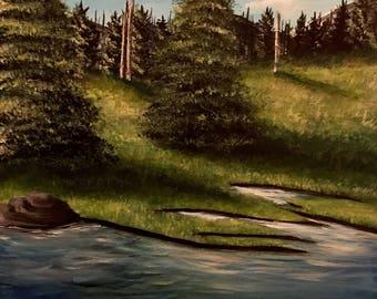 Original paintings by Laura Love