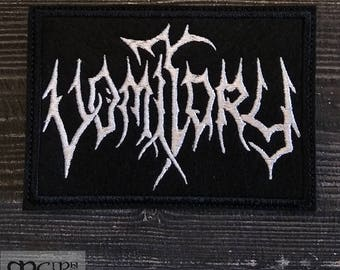 Patch Vomitory Death metal Band.