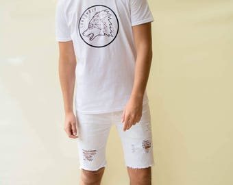 Official Lone Wolf Apparel T-shirt