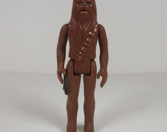 1978 Original vintage Star Wars Chewbacca action figure by Kenner