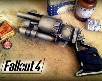 Fallout 4 - gun Pipe - gun pistol Fallout 4. Great for cosplay - handmade