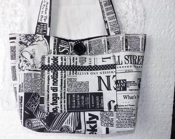 Original handbag fabric pattern papers