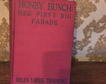 Honey Bunch Her First Big Parade 1934