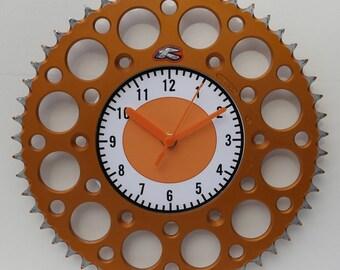 Dirt bike spocket-motorbike gear-clock