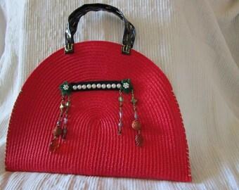 Purse / handbag, made of unique