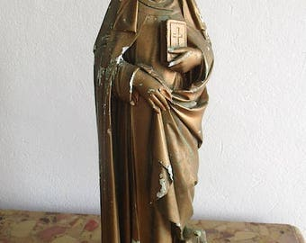 Virgin Mary of the 19th century