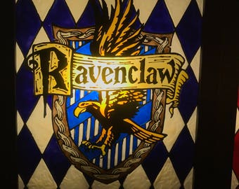 Ravenclaw House Crest Light-box