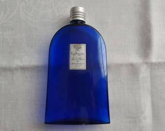 Bourjois evening in Paris water de Cologne empty perfume bottle