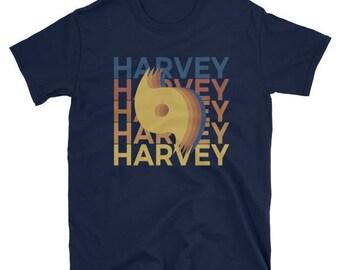 Hurricane Harvey T Shirt 2017 Texas Storm Repeat