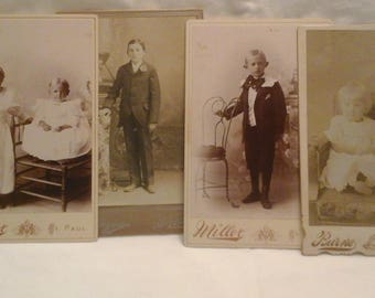 Antique  photos  of children