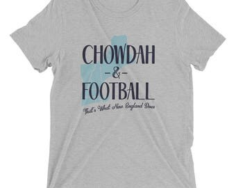 New England Football, Boston Accent Short sleeve t-shirt