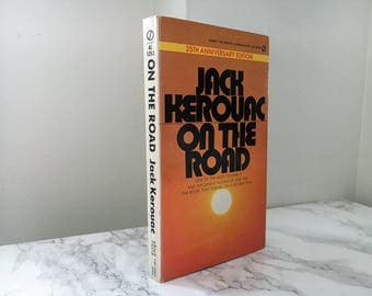 On the Road by Jack Kerouac (Vintage Paperback)